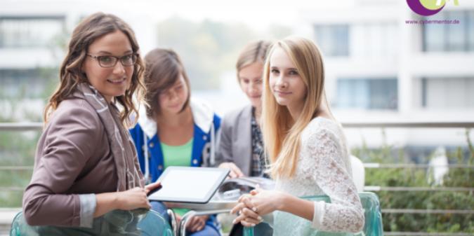 CyberMentor – Die Online-MINT-Plattform nur für Schülerinnen!
