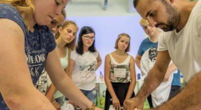 TalentCamp Ruhr – Ferienprojekt für motivierte Neuntklässler