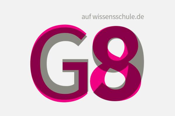 G8 G9 Visual