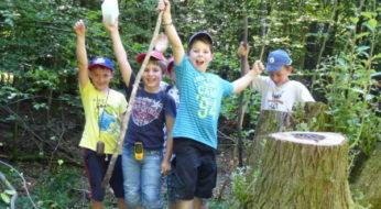 Schulwander-Wettbewerb 2017: Spicken erlaubt