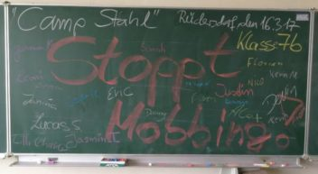 Camp Stahl – Wehret den Anfängen