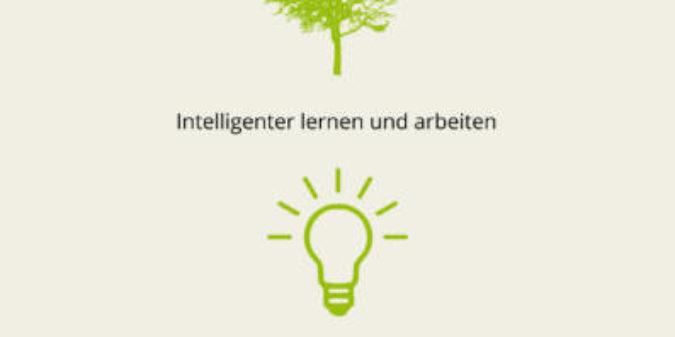 Intelligenter lernen und arbeiten im digitalen Zeitalter