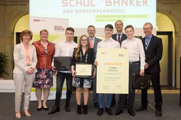 Das sind die Gewinner von SCHUL/BANKER Aktuelles Pressenews