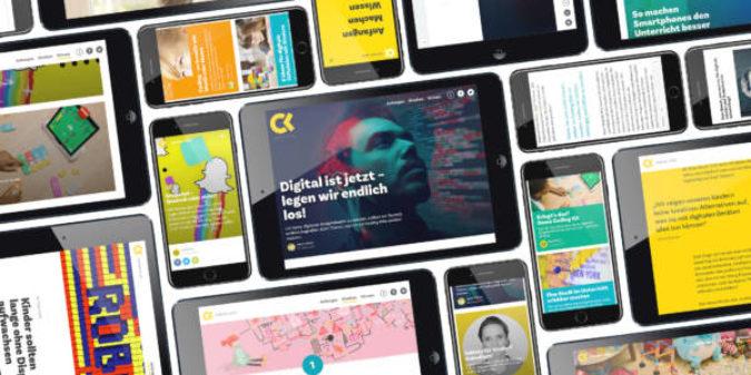 CodingKids  – das Leitmedium für die digitale Bildung