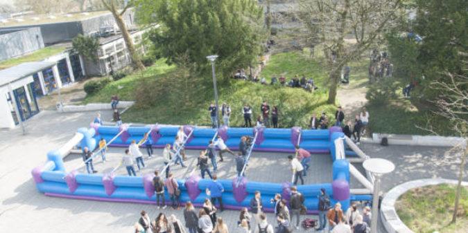 315 Studienanfänger starten zum Sommersemester an der Hochschule Niederrhein