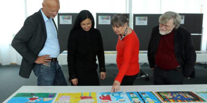 Bildnisse der Freundschaft: Bundespreisträger des 47. Internationalen Jugendwettbewerbs stehen fest