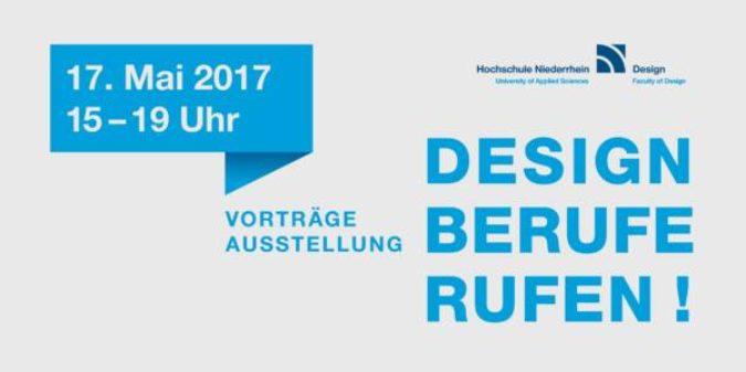 Hochschule Niederrhein lädt zur Berufseinstiegsmesse am Fachbereich Design