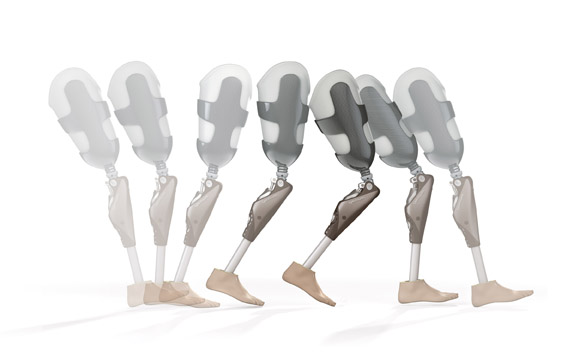 Genium 3B1 Bionic Prosthetic System Launch brochure OPG