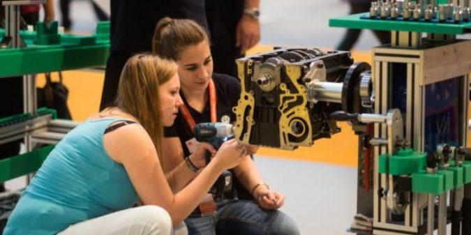 IdeenExpo 2017 startet am Samstag in Hannover