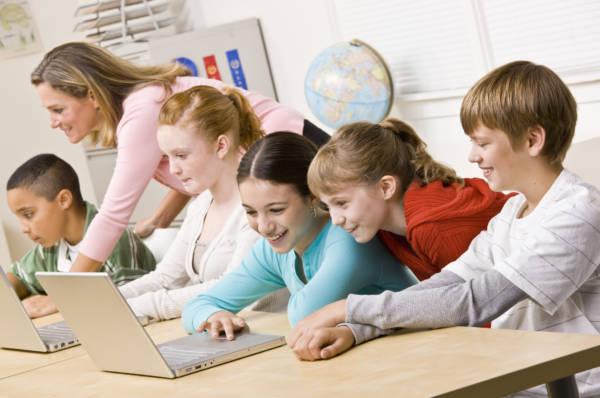 Digitalisierter Unterricht