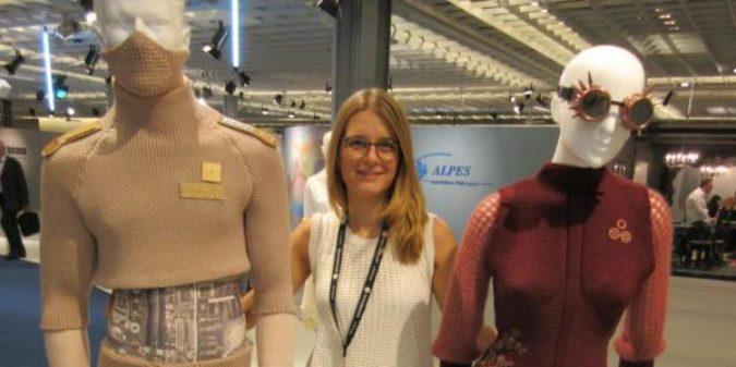 Master-Studentinnen überzeugen bei internationalem Strickdesign-Wettbewerb in Florenz