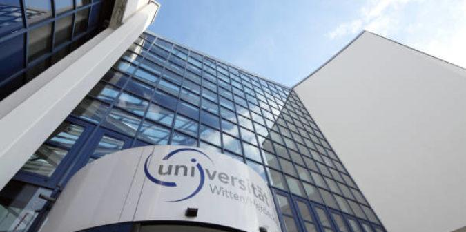Uni Witten/Herdecke unter den Top 5 Universitäten bei Förderquote der Studienstiftung des deutschen Volkes