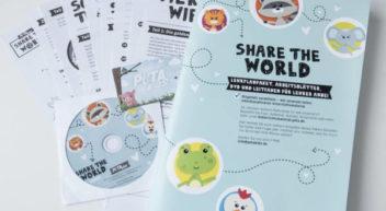 """Unterrichtsmaterial """"Share the World"""": Grundschülern Tiere und deren Rechte näherbringen"""