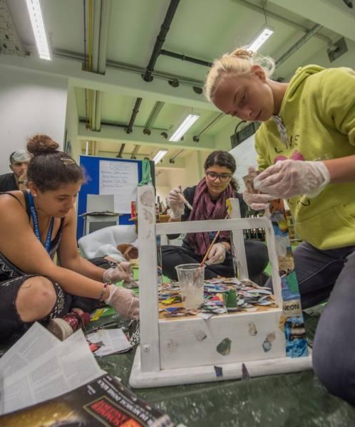 Jugendliche aus 13 Städten entdeckten im TalentCamp Ruhr ihre Stärken Aktuelles Pressenews
