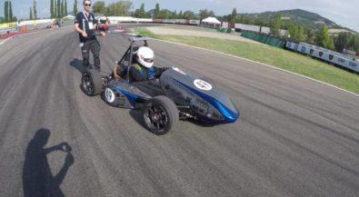 HSNR-Racing-Team mit überzeugendem Auftritt in Italien