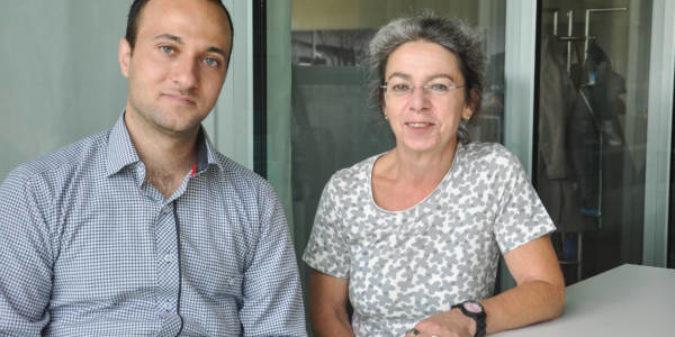 Syrer beendet Deutschkurs C1 an der Hochschule Niederrhein