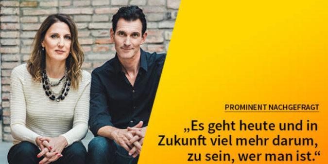 5 Fragen — 5 Antworten: Mit Anja Förster & Dr. Peter Kreuz