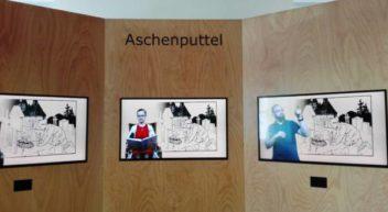 Erlebniswelt Deutsche Sprache im Schloss Köthen