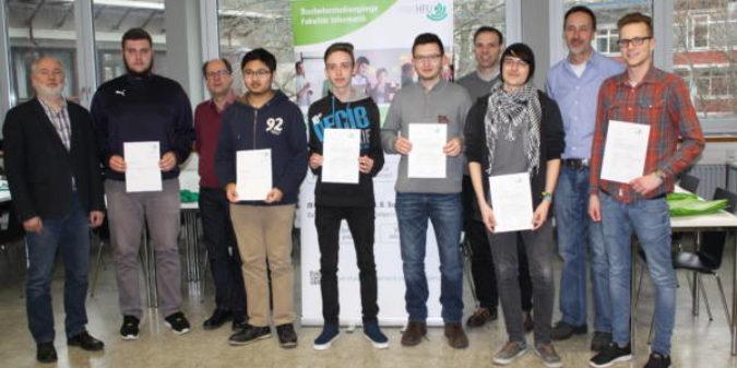 Schülerstudium Informatik an der Hochschule Furtwangen