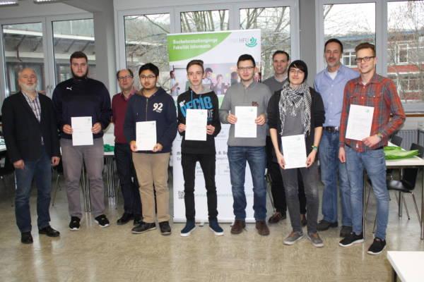 Schülerstudium Informatik an der Hochschule Furtwangen Aktuelles Pressenews