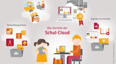 Digitale Bildungsangebote für jedes Fach aus der Schul-Cloud