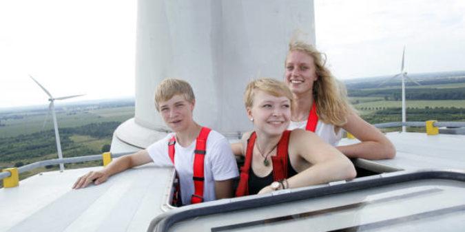 Junge Forscher*innen für den Klimaschutz gesucht!