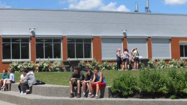 Schule in Kanada
