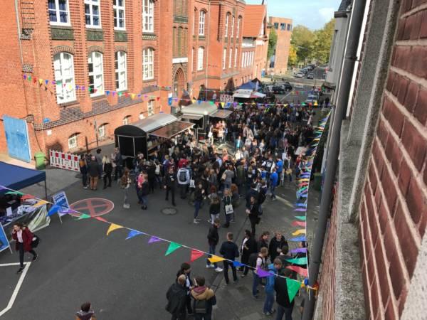 Rund 3000 junge Menschen starteten ihr Studium an der Hochschule Niederrhein Aktuelles Pressenews