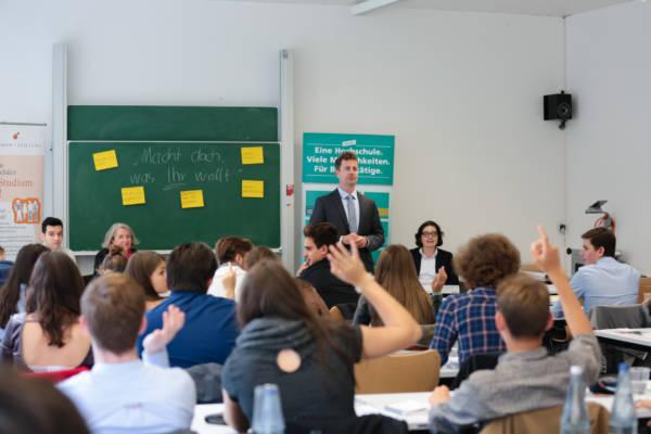 Claussen-Simon-Stiftung 2017 - Akademie (c) Carolin Thiersch-15682