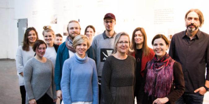 Kooperationsprojekt: Designstudierende entwickeln Ausstellungsdesign für Kunstmuseen Krefeld