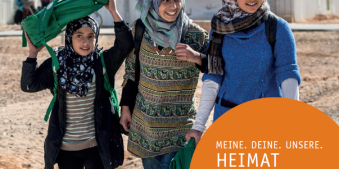 Handbuch zum Thema Flucht und Migration