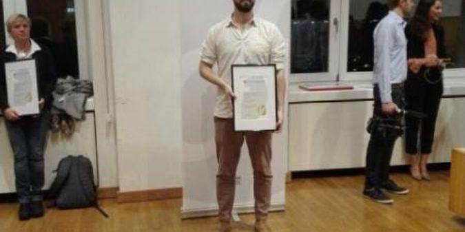 Ein wahres Meisterwerk: FH-Absolvent gewinnt Deutschen Fotobuchpreis