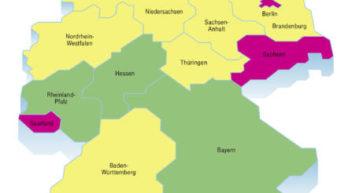 Länderindikator 2017: Lehrkräfte in Bayern, Hessen und Rheinland-Pfalz bewerten das Lernen mit digitalen Medien in ihren Schulen am besten