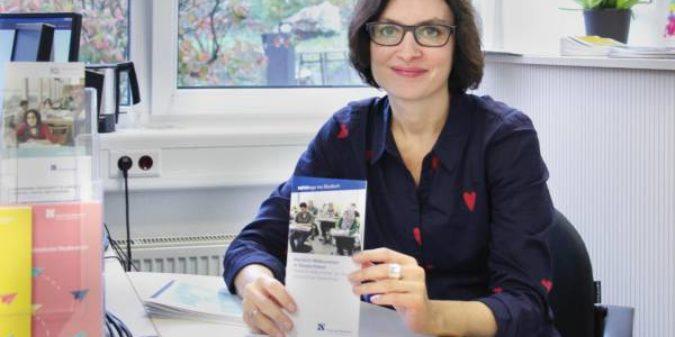 Hochschule Niederrhein unterstützt Geflüchtete auf dem Weg ins Studium