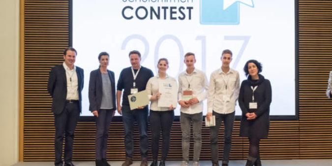 Gesucht wird : Deutschlands beste Schülerfirma!