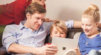 Eltern wünschen sich eine digitale Schule für ihre Kinder