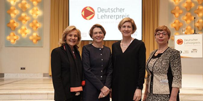"""""""Deutscher Lehrerpreis 2017"""" in Berlin verliehen"""