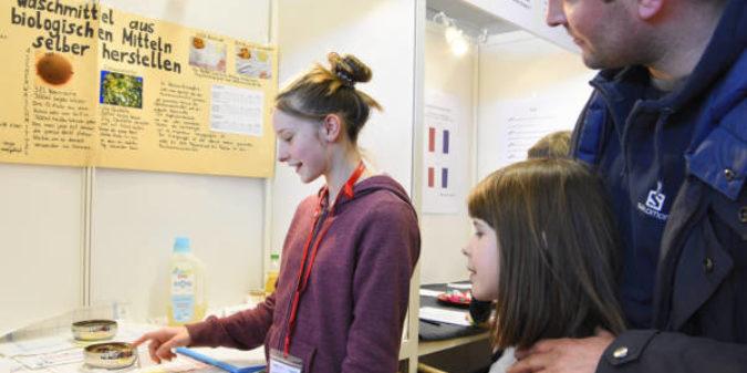 Mehr Mädchen und mehr Mathe bei Jugend forscht