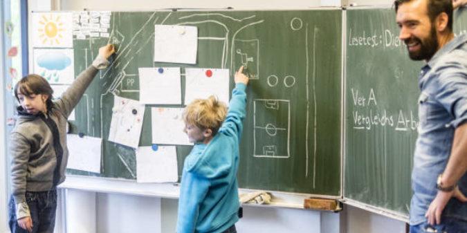 """Gesucht: Projekte zum Thema """"Bildung frei von Geschlechterklischees"""""""