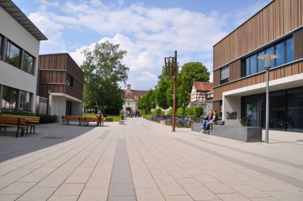 Campusbild Triesdorf