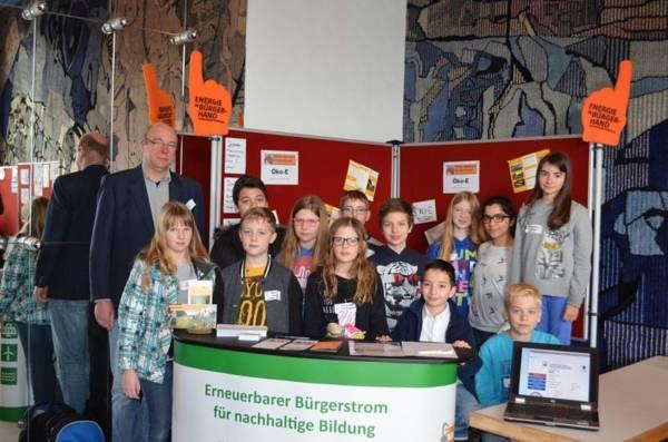 Schülergenossenschaft Öko-E Aktuelles Bemerkenswert Für Lernende Gesamtschulen Schulporträts