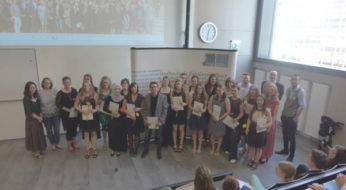 hsg Bochum verabschiedet 83 Absolvent*innen des Departments für Angewandte Gesundheitswissenschaften
