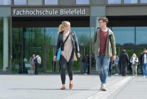 Fachhochschule Bielefeld – die größte Fachhochschule in Ostwestfalen-Lippe