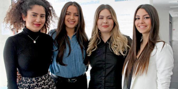 hsg-Studentinnen entwickeln Video zur Gefährdungsbeurteilung
