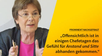 5 Fragen – 5 Antworten: mit Prof. Dr. Edda Müller