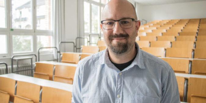 Binger Professor erhält Landeslehrpreis