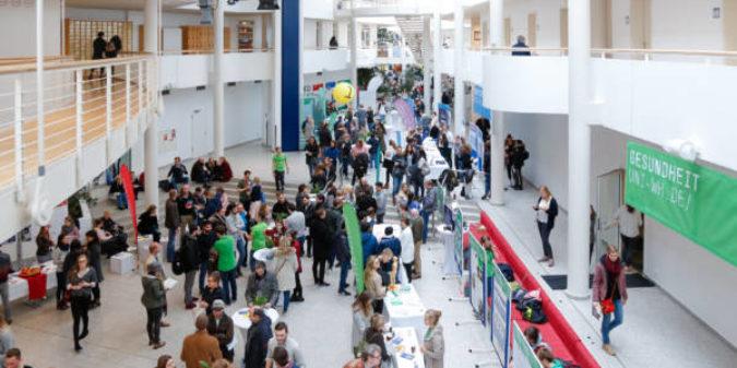 Campustag an der Universität Witten/Herdecke