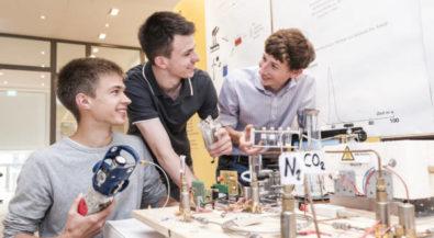 18 Jugend forscht Preisträger starten für Deutschland beim weltweit größten MINT-Schülerwettbewerb in den USA