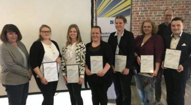 Persönliches Studieren an einer großen Hochschule: Hochschule Niederrhein ehrte Tutorinnen