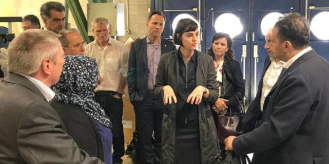Vertreter der türkischen Textil- und Mode-Industrie zu Gast an der Hochschule Niederrhein